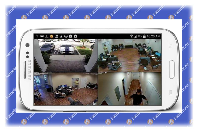 3g камеры в офисе