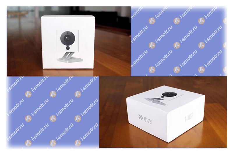 Ip камера Xiaomi