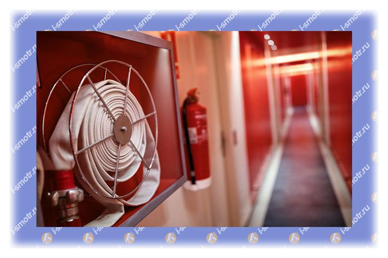 пожарная система безопасности