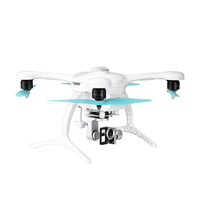 EHANG GHOSTDRONE 2.0 лучший квадрокоптер с камерой