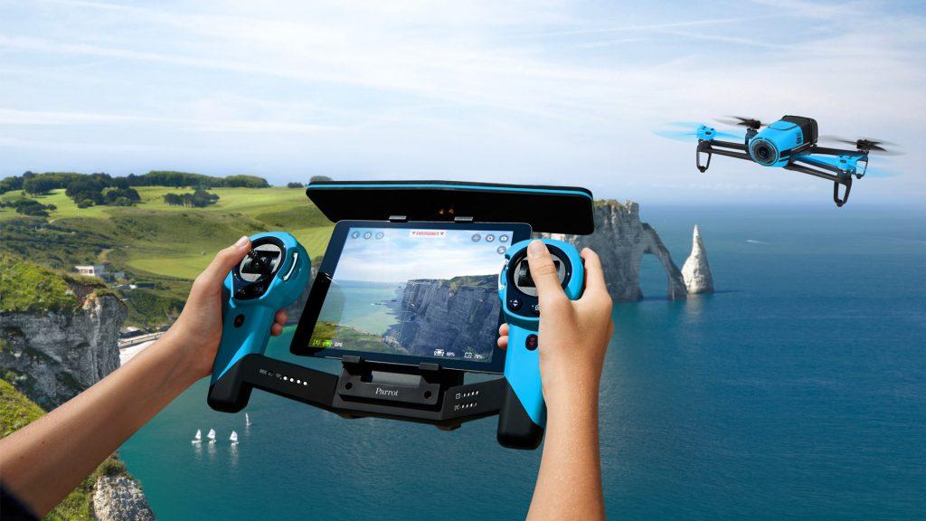 обзор моделей квадрокоптеров с камерой
