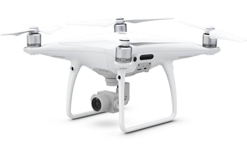 DJI Phantom 4 pro drone лучший квадрокоптер 2016