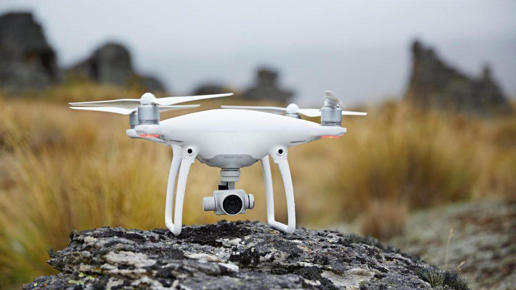 DJI Phantom 4 pro drone отзывы