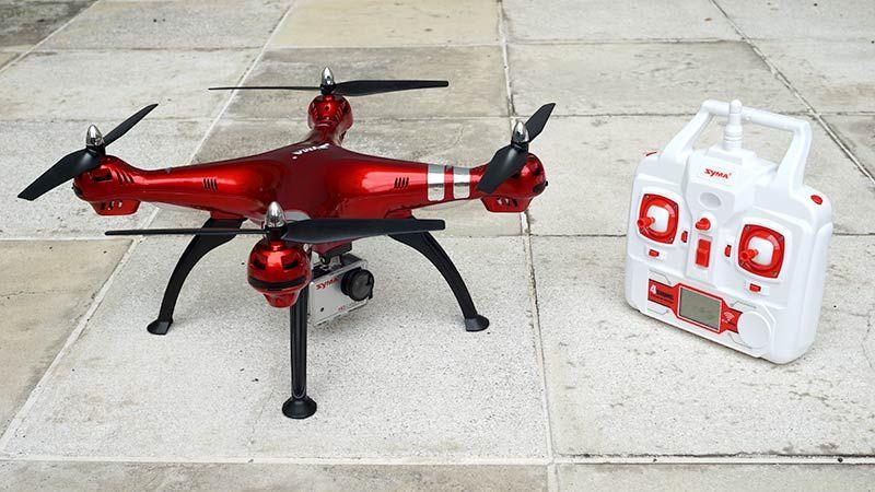 Quadcopter X8HG рейтинг квадрокоптеров