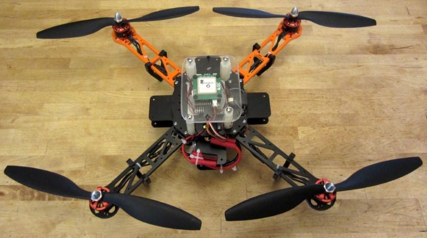 Квадрокоптер как крепить пропеллер универсальный кейс к дрону mavic combo