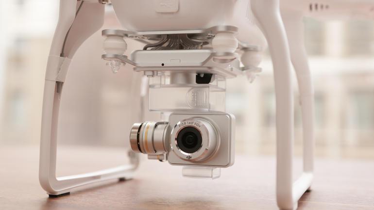 Камера дрона DJI Phantom 2 Vision Plus