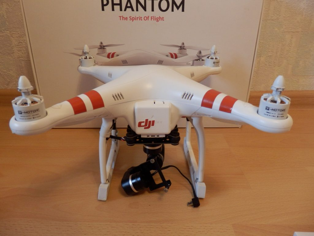 Инструкция Phantom 1 скачать