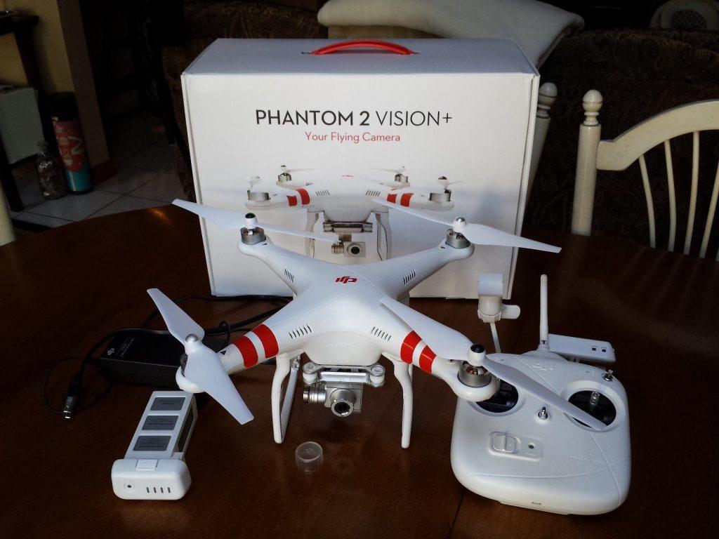 Инструкция Phantom 2 Vision скачать