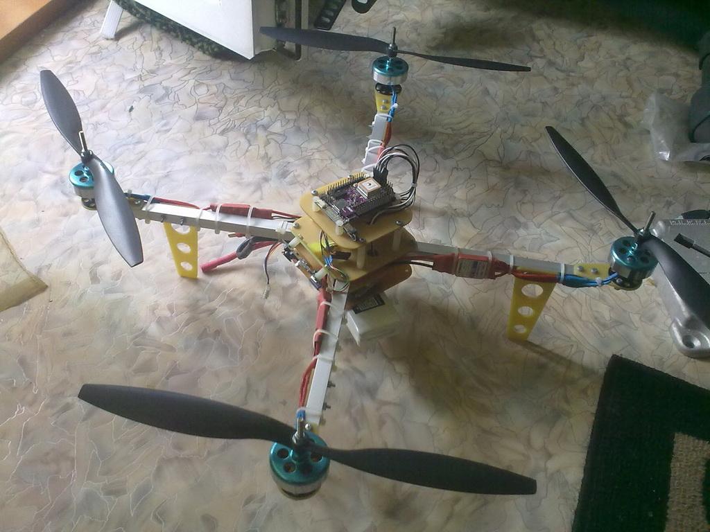Квадрокоптеров с камерой своими руками фото 409