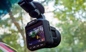 Видеорегистратор с лазерным антирадаром