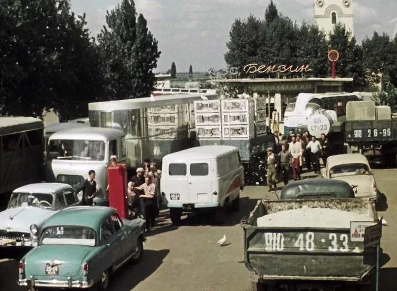 5 советских грузовиков