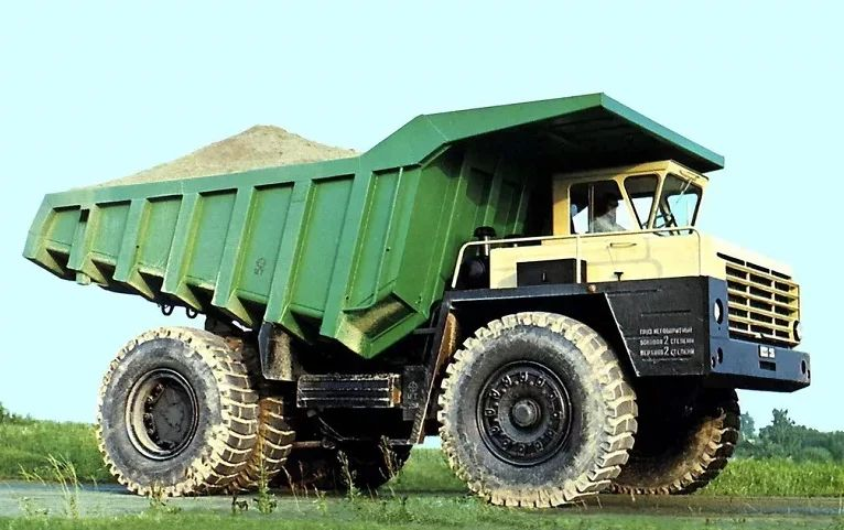 БелАЗ-548