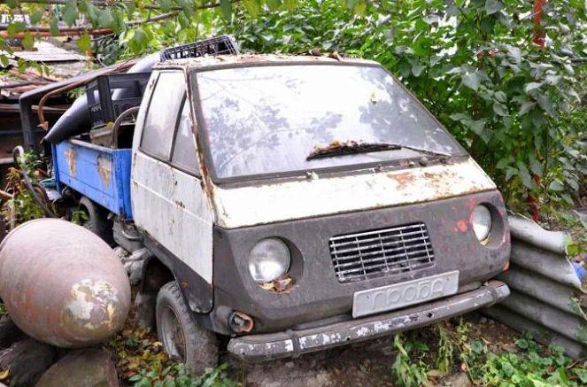 грузовик хуторок