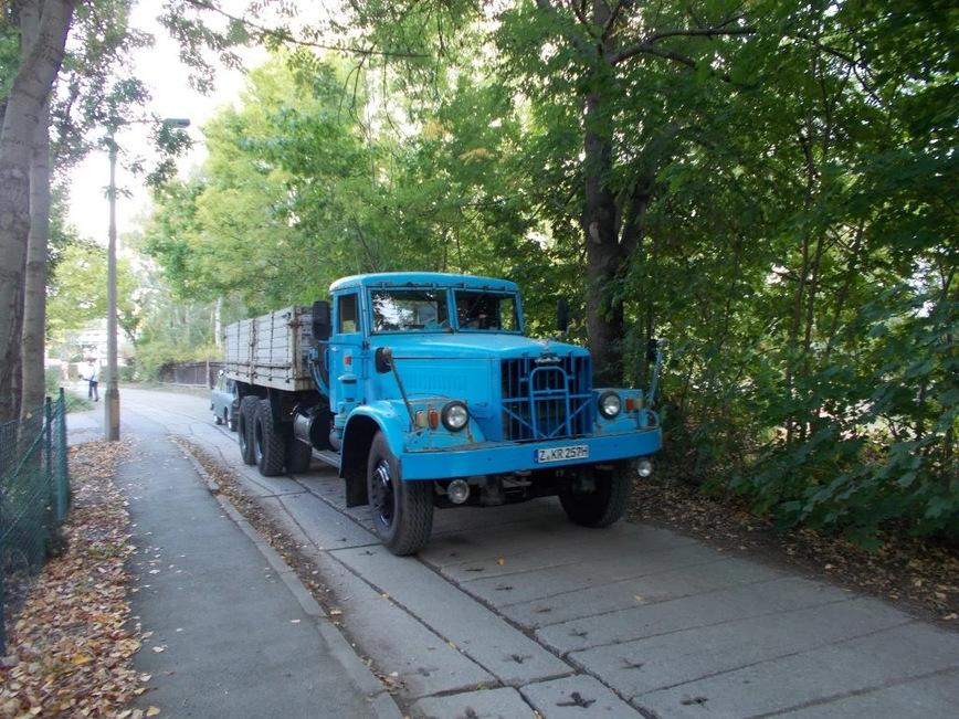 КрАЗ-257