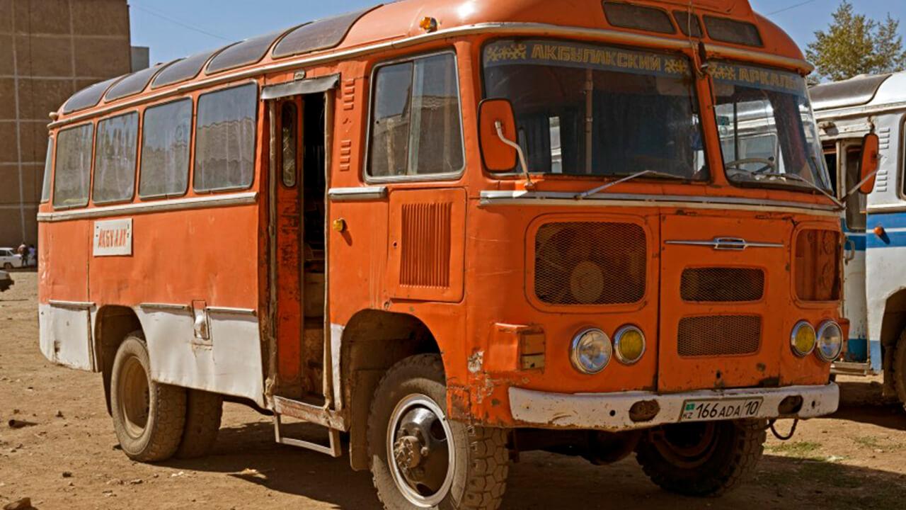Автобус ПАЗ-3201