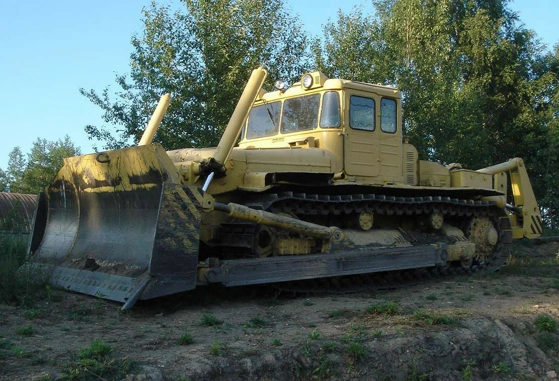 трактор дэт 250