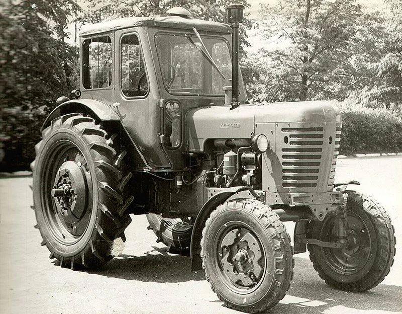 этом картинки всех тракторов ссср артист